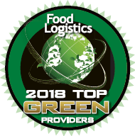 Viking Cold Named to Food Logistics' Top Green Providers List for 2018