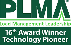 16th Anual PLMA tech pioneer logo