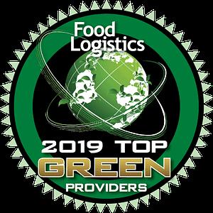 Food Logistics Top Green Providers 2019