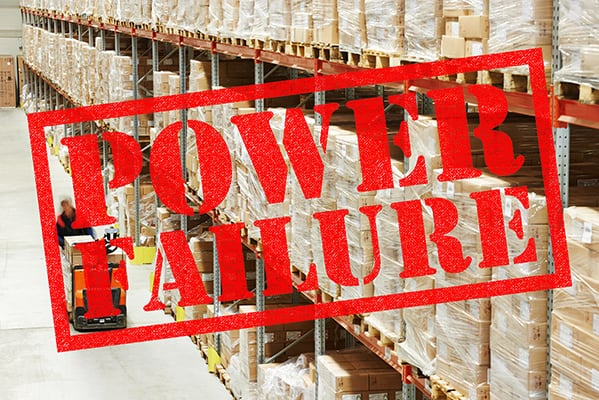 Frozen Food Protection from Power Failures