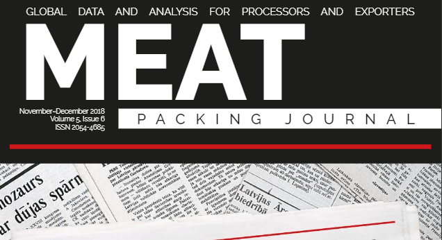 Meat Packing Journal - Storing Cold Saves Money